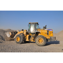 KUCING TINGGI CAT 5 TON WHEEL LOADER